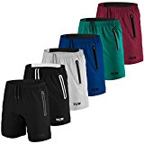 Men's TCA Elite Tech Lightweight Running or Gym Training Shorts With Zip Pockets