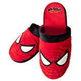 Official Red Spider-Man Adult Mule Slip On Slippers