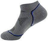 Langxi Men's Low Cut Invisible Sportive Sneaker Socks Cotton Rich