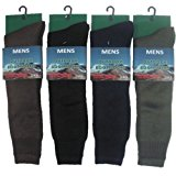 5 pair mens wellington boot sock extra long luxury winter boot sock/ gents work sock .These socks are of high quality better than drew brady or the sock shop best quality .