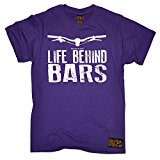 PREMIUM Ride Like The Wind - Men's Life Behind Bars ... Mountain Bike T-SHIRT tee