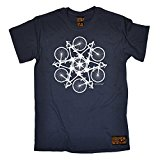 PREMIUM Ride Like The Wind - Men's Kaleidospoke T-SHIRT tee