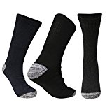 Kensington® MEN SAFETY BOOT WORK SOCKS - GENUINELY TOUGH RESILIENT QUALITY, Versatile, Reliable, Personal Protective Equipment, Thick Durable, Functional, Working, Outdoors, Walking, Hiking, Skiing
