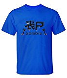 Chinese English Zombie Tee for Man