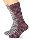 Superdry Men's Big S Dry Hiker Sock Double Pa Intimate