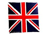 Union Jack Bandana / Bandanna Made from 100% Cotton (55cm x 55cm)