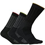 HikeWear Tough Hiking Socks: The Best Triple-Elastic Reinforced Hiking Socks & FREE Guide To Walking & Hiking Included: Perfect for Backpacking, Trekking, Outdoor And Adventure