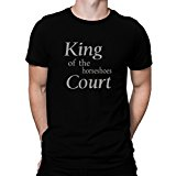 King of the Horseshoes court T-Shirt