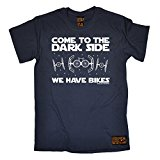 RLTW Men's Come To The Dark Side We Have Bikes T-SHIRT tee