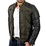 Redbridge jacket Biker Vintage Look R-41451W for men
