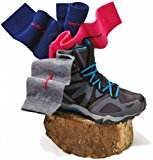 HJ Hall ProTrek HJ836/2 Coolmax® Thermo Walking Hiking Boot Liner Socks (2 Pair Pack) UK Sizes 3 up to 15