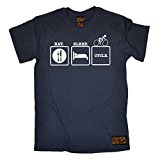RLTW - Men's Eat Sleep Cycle T-SHIRT