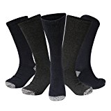 Kensington® MEN Longer-length safety work boot socks / motorcycle base layer GENUINELY TOUGH THICK RESILIENT QUALITY, Durable, Versatile, Reliable, Personal Protective Equipment, Outdoors, Skiing
