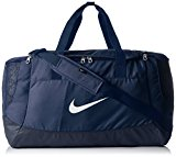 Nike Club Team Swoosh Large Sports Gym Duffel Bag