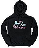 HippoWarehouse Ice Princess unisex Hoodie hooded top