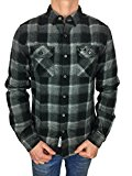 Superdry Mens Refined Lumberjack Shirt in Nightfall Check