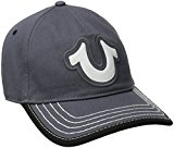 True Religion Men's Puff Shoe Baseball Cap