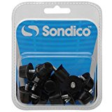Sondico Safety Stud 00 Rubber Football Studs Hard Ground Compatible Most Boots