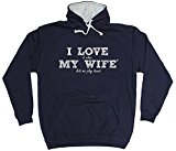 ILWMW - I Love It When My Wife Tennis - HOODIE Funny Birthday Casual Christmas Hoody