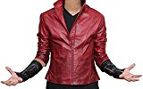 Scarlet Witch Jacket Age of Ultron - Red Avengers Jacket