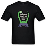 lcoup Men's Myth Understood O-Neck T-shirts