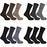 Mens Extreme weather collection Thermalsport insulating socks UK size 6-11 available in 3/6 pair packs various colours.