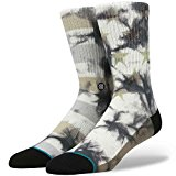 Stance Command Socks - Men's Crew Length Skate Wear Socks in Natural
