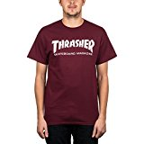 T-Shirt Men Thrasher Skate-Mag T-Shirt