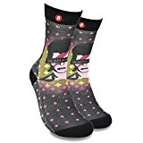 Fool's Day Mens/Womens High-quality Athletic Cotton Fashion Socks
