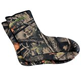 DIRT BOOT NEOPRENE WELLINGTON SOCK FISHING HUNTING MUCK SOCKS CAMO