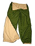 British Army Reversable Thermal Softie Trousers - Olive/Desert - Size: XL