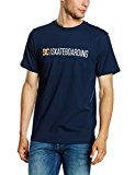 DC Men's Minimal 16 Short Sleeve Screen T-Shirt