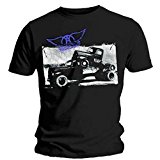 AEROSMITH - PUMP - OFFICIAL MENS T SHIRT