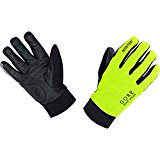 GORE BIKE Wear Men's Thermal Rain Cycling Gloves, GORE-TEX, UNIVERSAL GT Thermo Gloves, GCOUNW