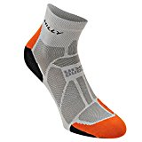Hilly Mens Gents Marathon Fresh Running Sports Socks Trainer Clothing Footwear