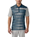 Adidas Golf 2016 Mens Range Rugby Performance Tech Polo Shirt