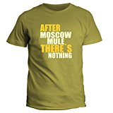 Idakoos After Moscow Mule there's nothing - Drinks - T-Shirt