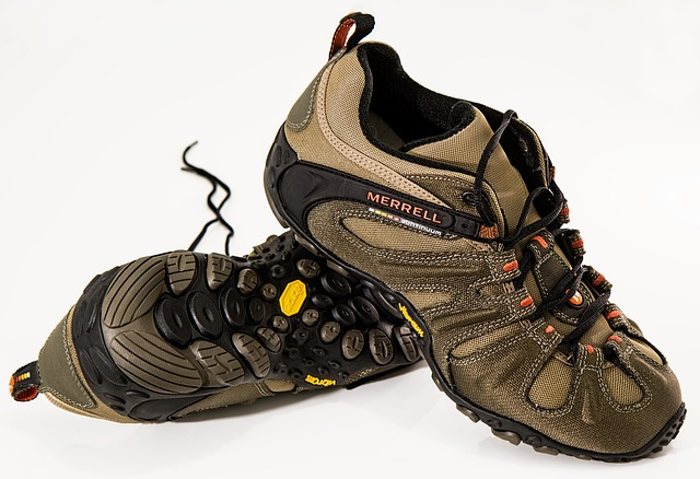 running shoes photo